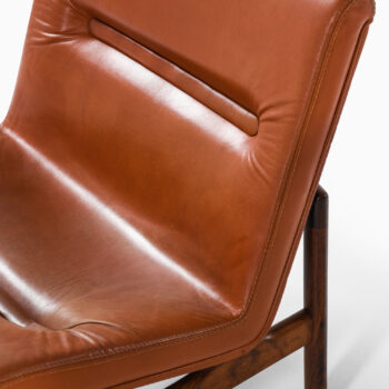 Easy chairs attributed to Illum Wikkelsø at Studio Schalling