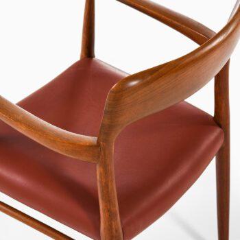 Niels O. Møller armchairs model 57 at Studio Schalling