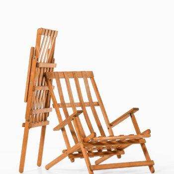 Børge Mogensen easy chairs by Søborg møbler at Studio Schalling