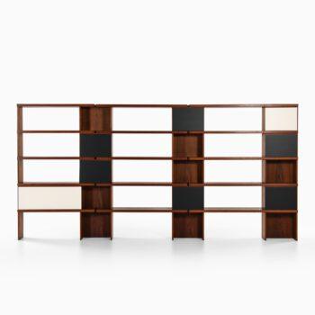Ilmari Tapiovaara freestanding bookcase at Studio Schalling