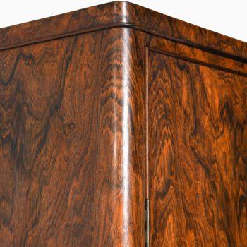 Cabinet in rosewood by C.B. Hansen at Studio Schalling