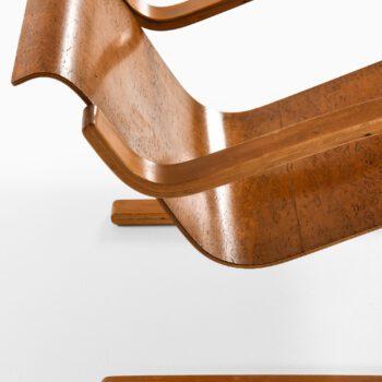 Alvar Aalto easy chair model nr 31 at Studio Schalling