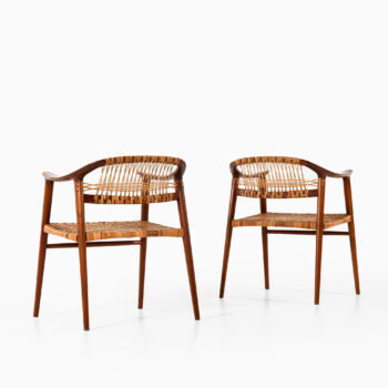 Rolf Rastad & Adolf Relling armchairs at Studio Schalling