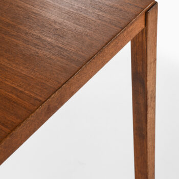 Reino Ruokolainen dining table in teak at Studio Schalling
