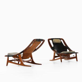 Arne Tidemand-Ruud lounge chair at Studio Schalling