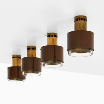 Kay Kørbing ceiling lamps / flush mounts at Studio Schalling