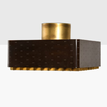 Paavo Tynell ceiling lamp model 9068 at Studio Schalling