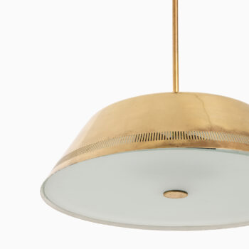 Paavo Tynell ceiling lamp by Idman at Studio Schalling