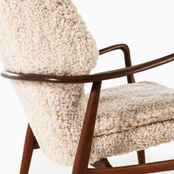 Henry Schubell easy chair model MS-6 at Studio Schalling