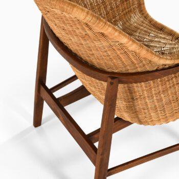 Bertil Fridhagen easy chair by Bodafors at Studio Schalling