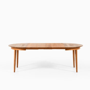 Carl Malmsten dining table in pine at Studio Schalling