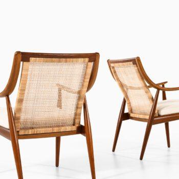 Peter Hvidt & Orla Mølgaard-Nielsen easy chairs at Studio Schalling
