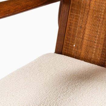Ib Kofod-Larsen easy chair in teak at Studio Schalling