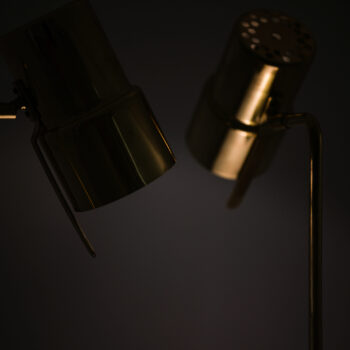 Hans-Agne Jakobsson table lamps at Studio Schalling