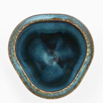 Wilhelm Kåge Farsta ceramic vase at Studio Schalling