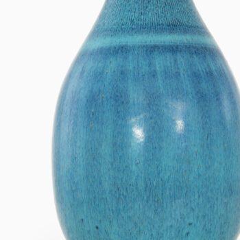 Wilhelm Kåge ceramic vase model Farsta at Studio Schalling