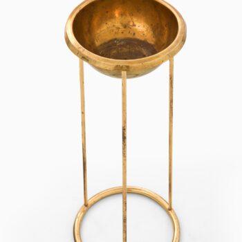 Hans-Agne Jakobsson ashtray in brass at Studio Schalling