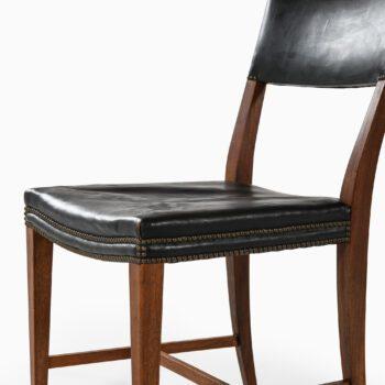 Josef Frank dining chairs model 695 at Studio Schalling