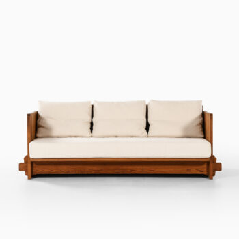 Sofa attributed to Axel Einar Hjorth at Studio Schalling