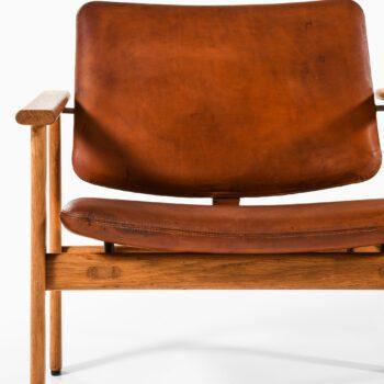 Arne Jacobsen easy chairs model 4700 at Studio Schalling