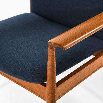 Finn Juhl armchairs model Diplomat at Studio Schalling