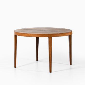 Severin Hansen dining table in rosewood at Studio Schalling