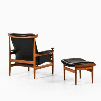 Finn Juhl easy chair model Bwana at Studio Schalling