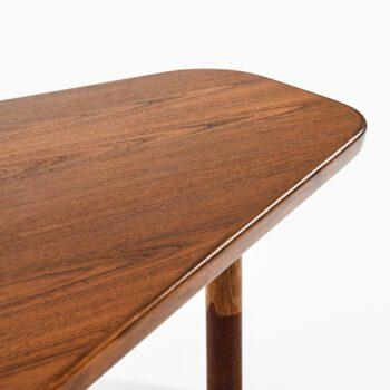 Yngve Ekström coffee table in teak at Studio Schalling