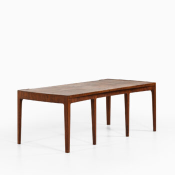 Rosewood desk by unknown designer at Studio Schalling