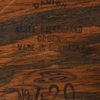 Kai Kristiansen bureau model 420 in rosewood at Studio Schalling