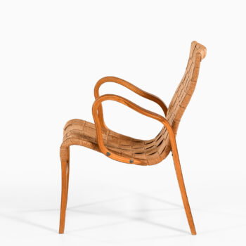 Easy chair attributed to Elias Svedberg at Studio Schalling