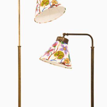 Josef Frank floor lamps model 1842 at Studio Schalling