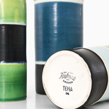 Carl-Harry Stålhane ceramic vases at Studio Schalling