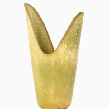 Gunnar Nylund ceramic vase model ARZ at Studio Schalling
