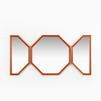 Foldable mirror by unknown designer at Studio Schalling