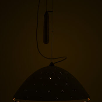 Paavo Tynell ceiling lamp by Taito Oy at Studio Schalling
