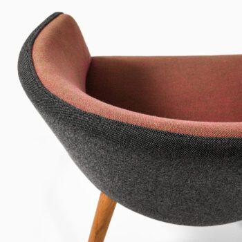 Nanna Ditzel easy chairs model AP 26 at Studio Schalling