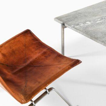 Poul Kjærholm PK-61 coffee table at Studio Schalling
