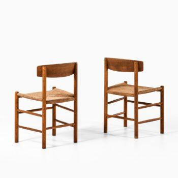 Børge Mogensen dining chairs model J39 at Studio Schalling