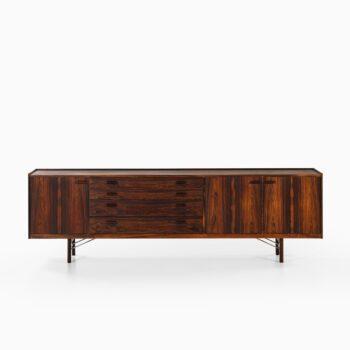 Ib Kofod-Larsen sideboard in rosewood at Studio Schalling
