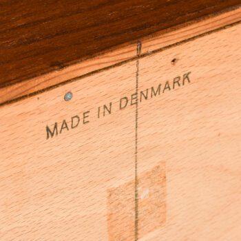 Børge Mogensen sideboard in teak and steel at Studio Schalling