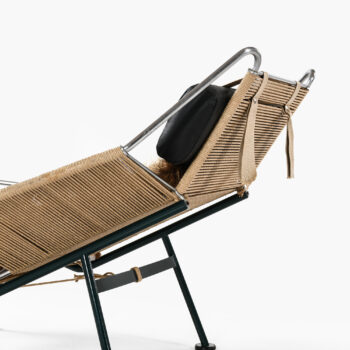 Hans Wegner flagline lounge chair at Studio Schalling